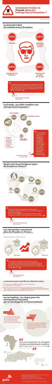 Comment évolue la fraude dans les entreprises françaises?  FRAUDE  Paris, le 19 février 2014  Le portrait-robot du collab...