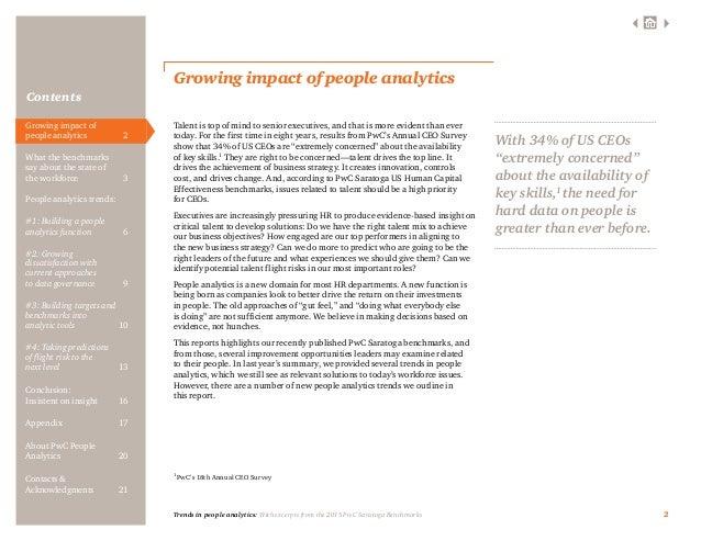 PwC Trends in the workforce Slide 2