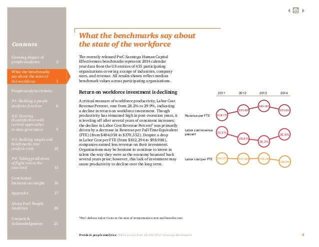 PwC Trends in the workforce Slide 3