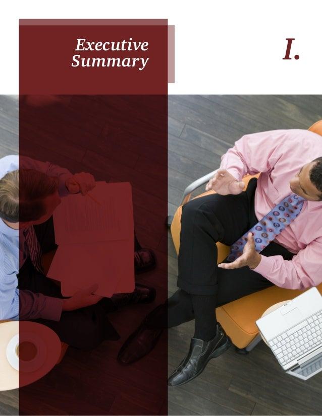 3 I.Executive Summary