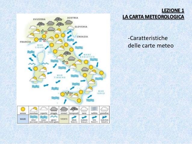 Cartina Meteorologica Dell Italia.Pw Cavallo