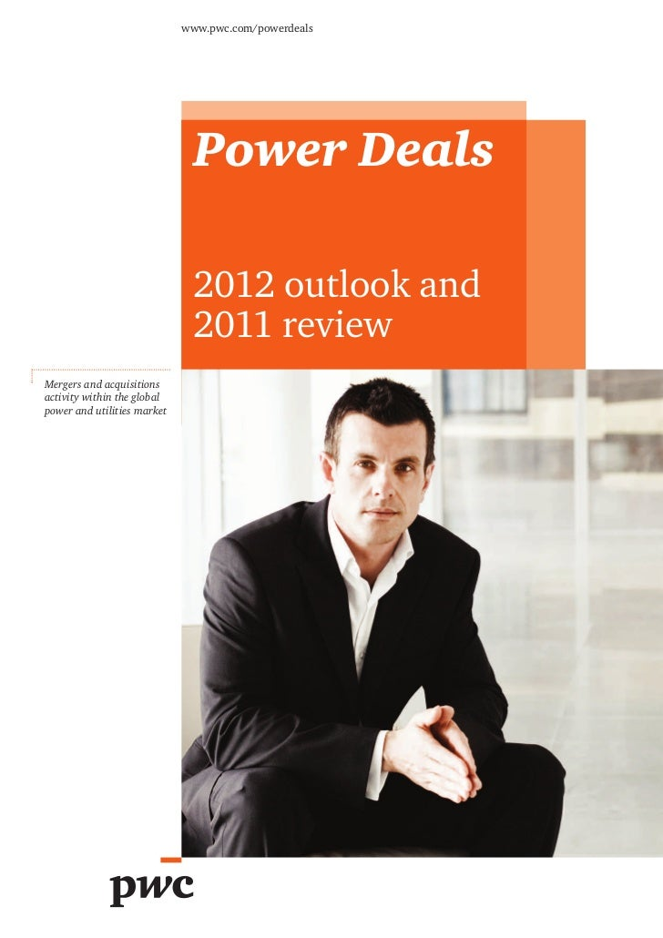 www.pwc.com/powerdeals                              Power Deals                              2012 outlook and             ...