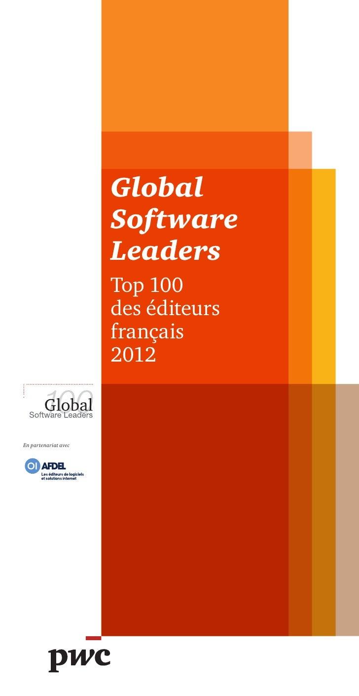 Global                      Software                      Leaders                      Top 100                      des éd...