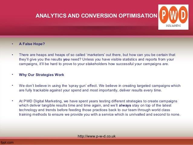 PWD Digital Marketing is a leading organization provides