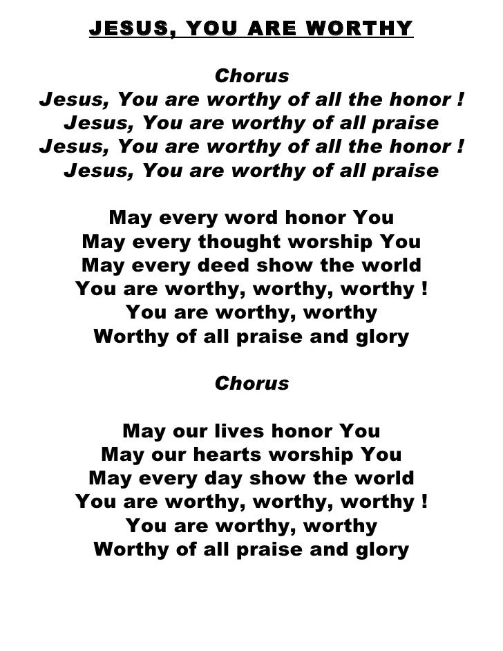 Praise and Worship Hymns