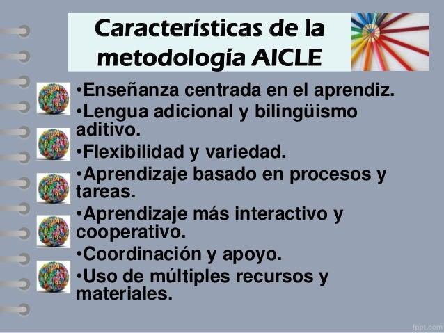 La práctica docente en centros bilingües Modelos metodológicos basados en el enfoque AICLE