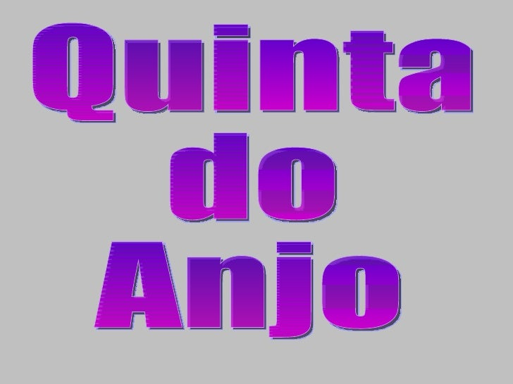 Quinta do Anjo