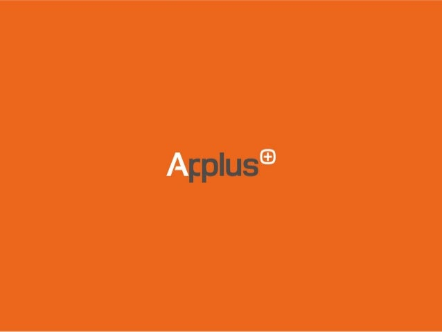 Applus+ AT A GLANCE Applus+ is one of the world's leading companies in Testing, Inspection & Certification. It provides so...