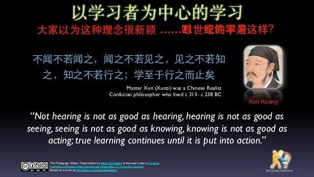 The Padagogy Wheel Presentation: China Dec 2015: The Chinese Version Slide 3