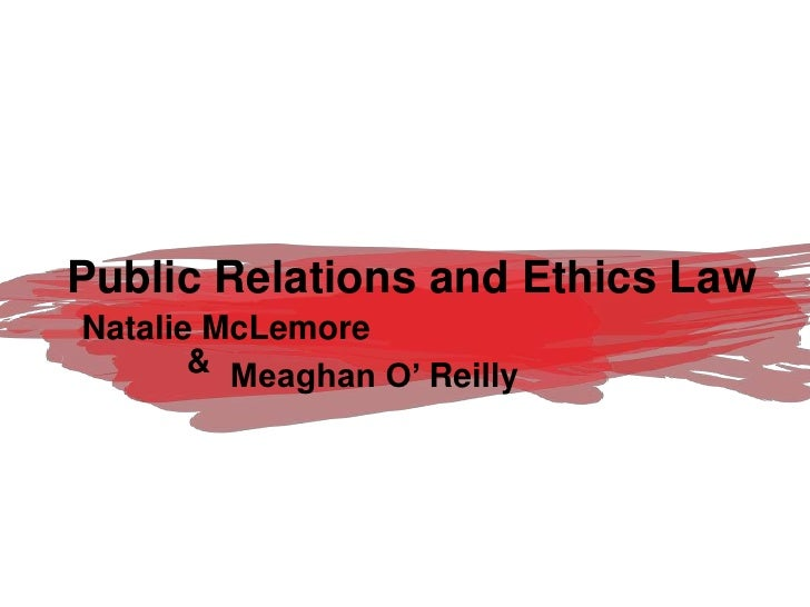 o reilly public relations