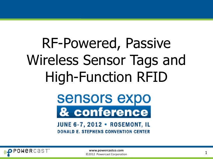 Pwst And High Function Rfid