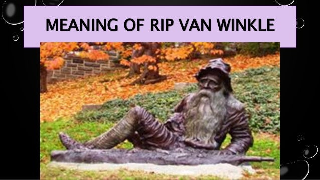 """an american mythology in the short story rip van winkle by washington irving The rip van winkle study guide other stories by washington irving area in their own stories and myths analysis """"rip van winkle"""" is one of the most."""