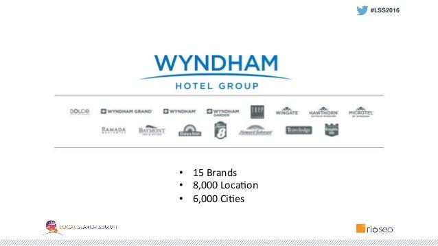 #LSS2016    • 15  Brands   • 8,000  Loca0on   • 6,000  Ci0es