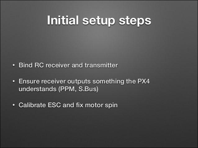 PX4 Setup Workshop