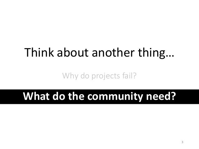 PyCon TW 2017 - Why do projects fail? Let's talk about the story of Sinon.PY Slide 3
