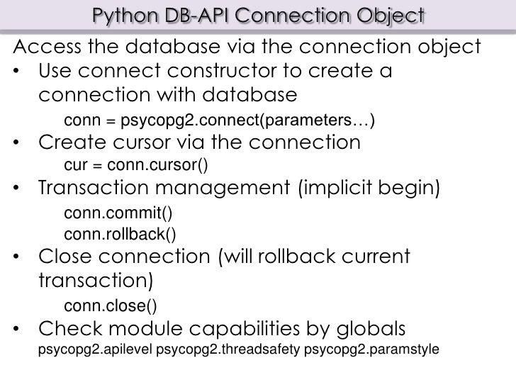 psycopg2 create database