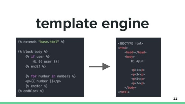 python email template - template engine 22