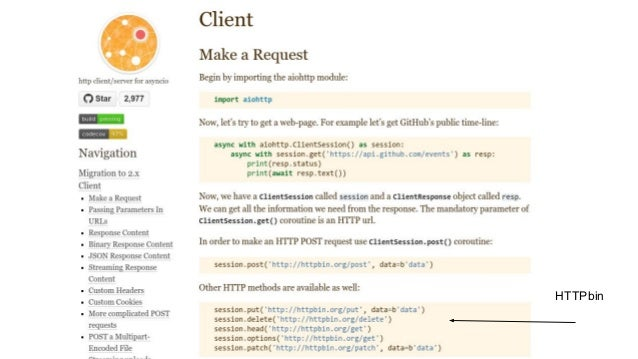 PyData - Consumindo e publicando web APIs com Python