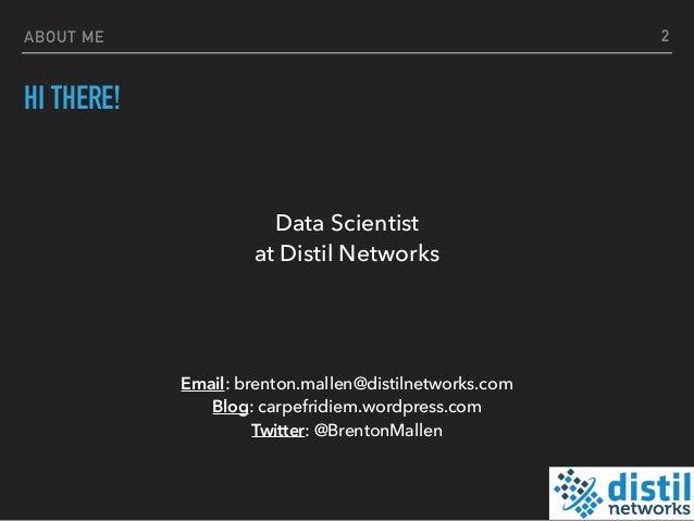 Global Botnet Detector Slide 2