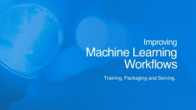 Improving Machine Learning