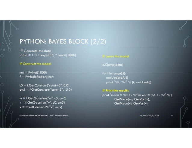 bayesian network in r pdf