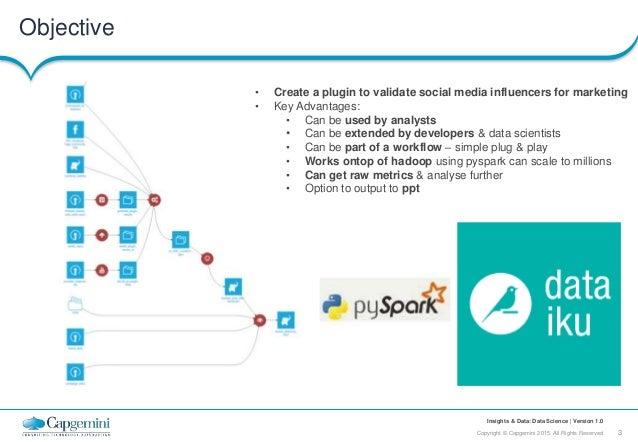 Pydata influencer validation Slide 3