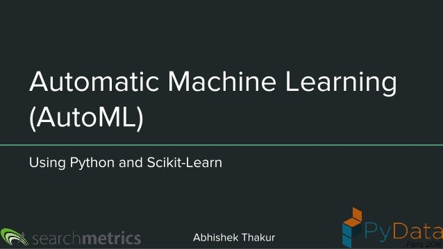 machine learning composition
