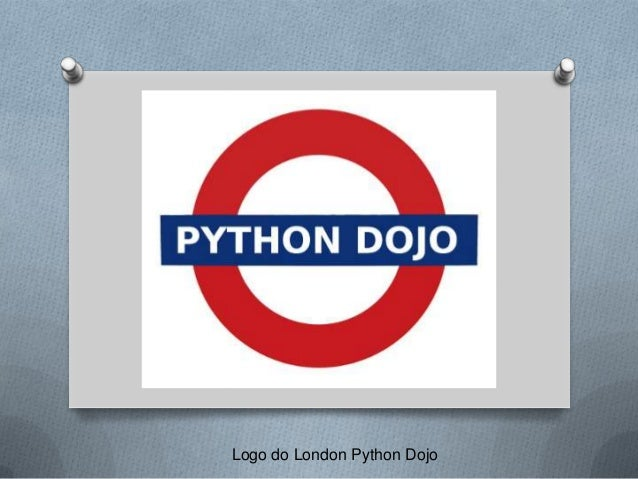 Logo do London Python Dojo