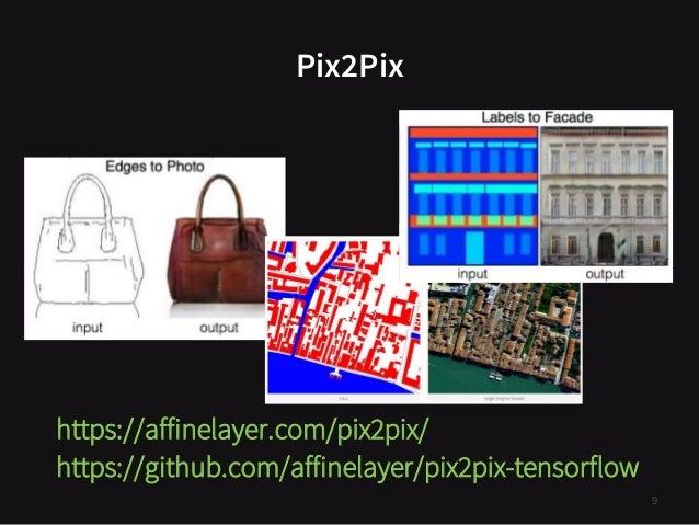 Pix2pix Github