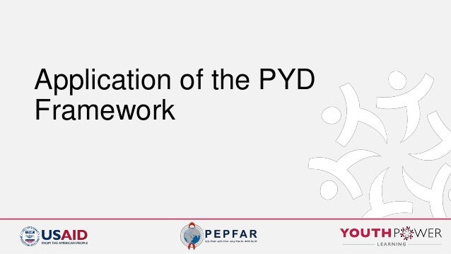 Positive Youth Development (PYD) Framework toolkit