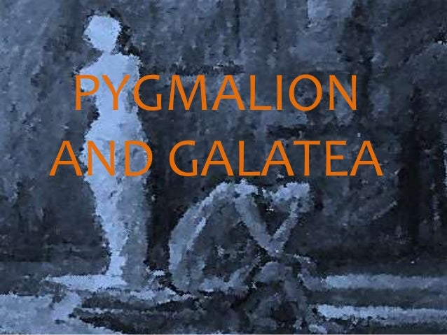 who are the main characters in pygmalion