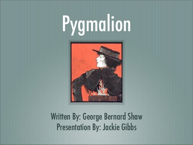 "essay on pygmalion by george bernard shaw George bernard shaw's ""st joan's"" tragic flaw, the epilogue saint joan is considered to be one of george bernard shaw's greatest works."