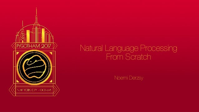 Natural Language Processing From Scratch Noemi Derzsy
