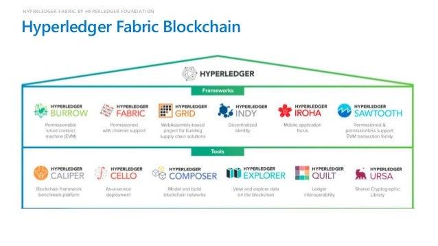 Hyperledger Blockchain Smart Contracts Python Clients HYPERLEDGER FABRIC BY HYPERLEDGER FOUNDATION