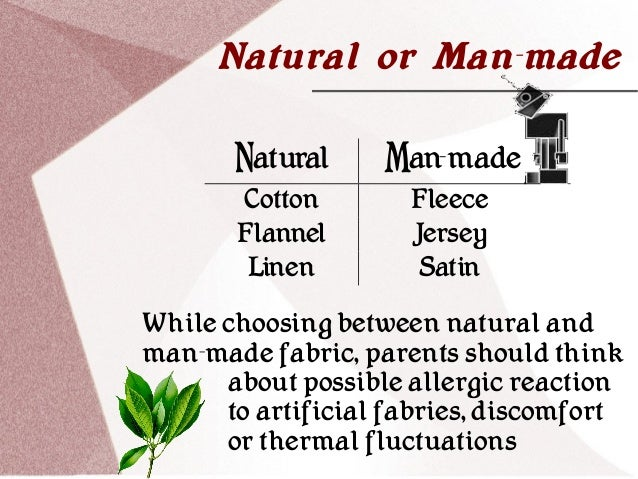 Is Linen Man Made Or Natural