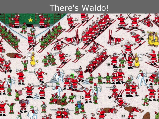where u0026 39 s waldo  with python and opencv