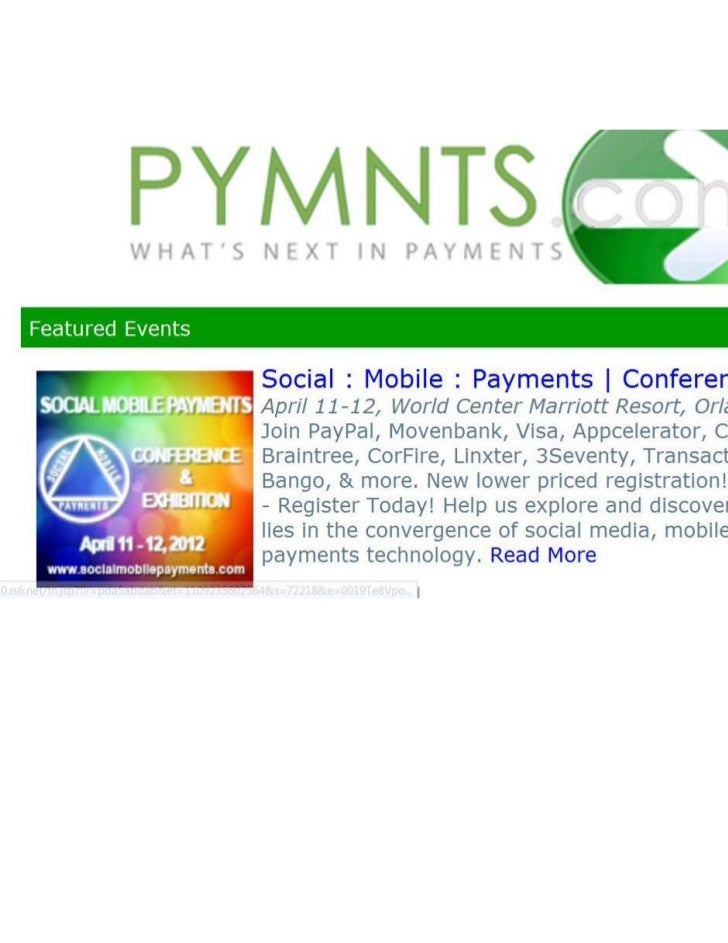 Pymnts Featured Event