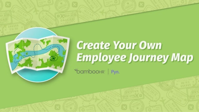 Create Your Own Employee Journey Map Slide 2
