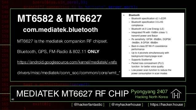 Pyongyang 2407 Hacker House DC562 - Hacking North Korea's