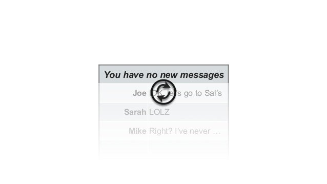 You have no new messages Joe IDK, let's go to Sal's Sarah LOLZ Mike Right? I've never …
