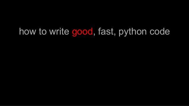 PyParis2017 / Performant python, by Burkhard Kloss Slide 2
