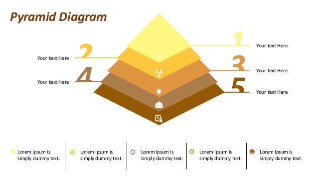 pyramid slide templates free download