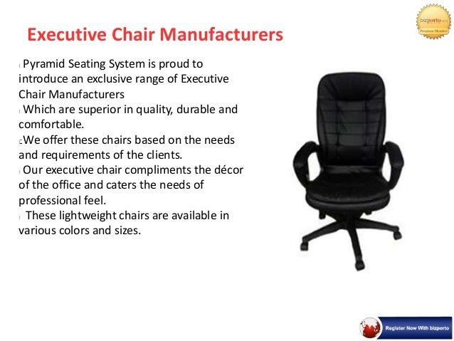 chairs manufacturer in pune pyramid seating system