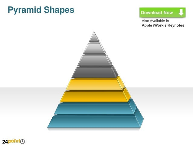 24point0 has a ready to use 3d pyramid shapes powerpoint template. Black Bedroom Furniture Sets. Home Design Ideas
