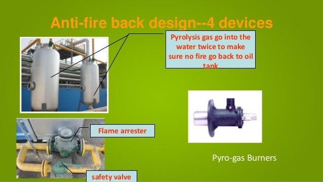 HA-PL Waste Tyre Recycling Pyrolysis Plant Project Report