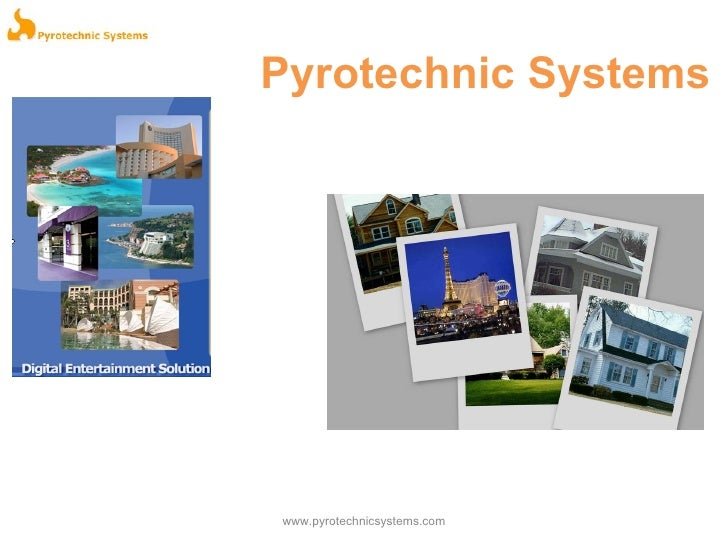 Pyrotechnic Systems www.pyrotechnicsystems.com