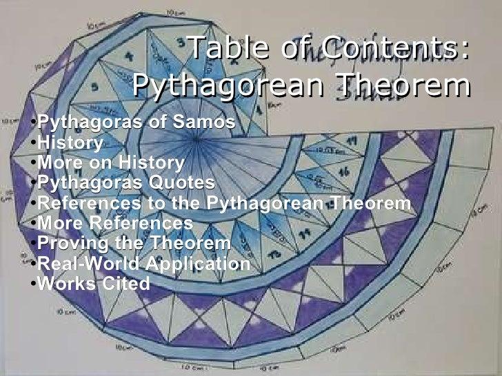 Pythagoras Slide 2