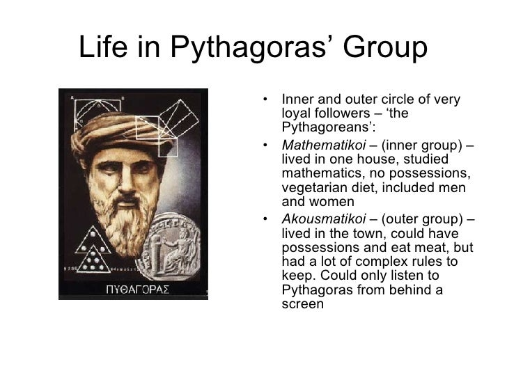 a biography of pythagoras an ancient greek mathematician His works were heavily influenced by pythagoras written by this great ancient greek mathematician in biography of euclid was given by arabian.