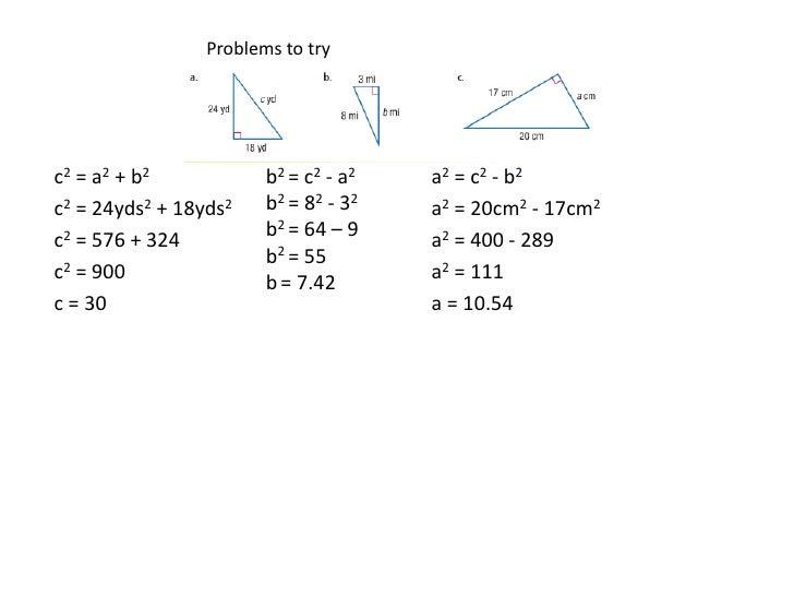 Pythagorean Slide