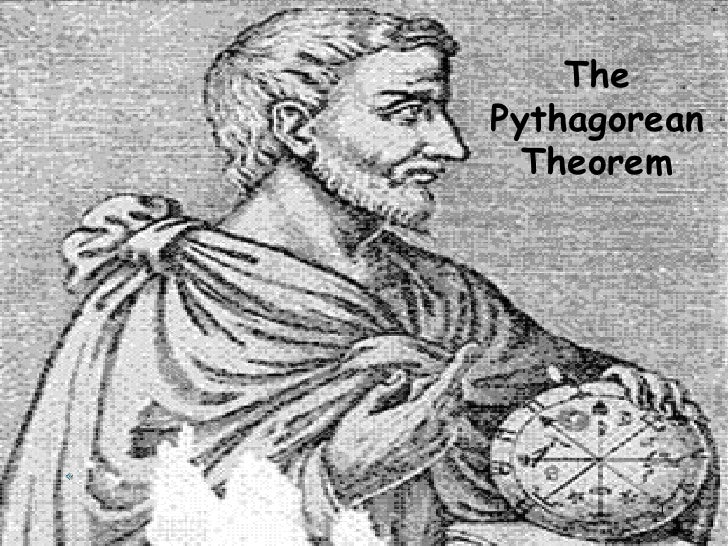 ThePythagorean  Theorem        1